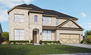 Classic Series - Brown - Hidden Oaks at Berry Creek: Georgetown, Texas - Gehan Homes