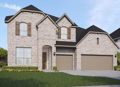 Classic Series - Dartmouth - Bayou Bend Estates: Dickinson, Texas - Gehan Homes