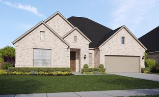 Classic Series - Princeton - Woods of Boerne: Boerne, Texas - Gehan Homes