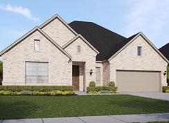 Classic Series - Princeton - Hidden Oaks at Berry Creek: Georgetown, Texas - Gehan Homes