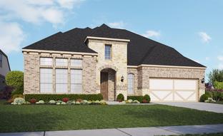Classic Series - Princeton - St. Augustine Meadows: Mont Belvieu, Texas - Gehan Homes