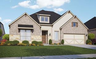 Classic Series - Princeton - Mostyn Manor Reserve: Magnolia, Texas - Gehan Homes