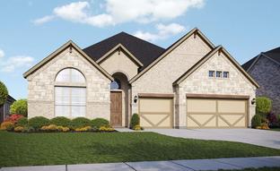 Classic Series - Villanova - Albury Trails Estates: Tomball, Texas - Gehan Homes