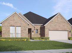Classic Series - Yale - Bayou Bend Estates: Dickinson, Texas - Gehan Homes