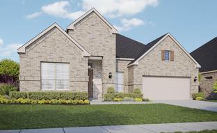 Classic Series - Tulane - Regent Park: Boerne, Texas - Gehan Homes