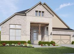 Classic Series - Tulane - Gruenefield: New Braunfels, Texas - Gehan Homes