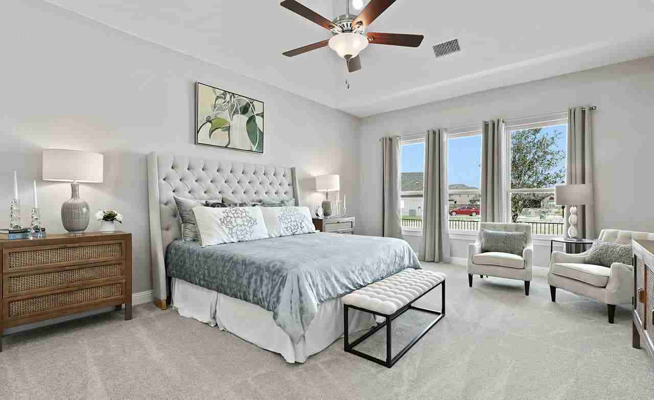 Villanova – Master Bedroom