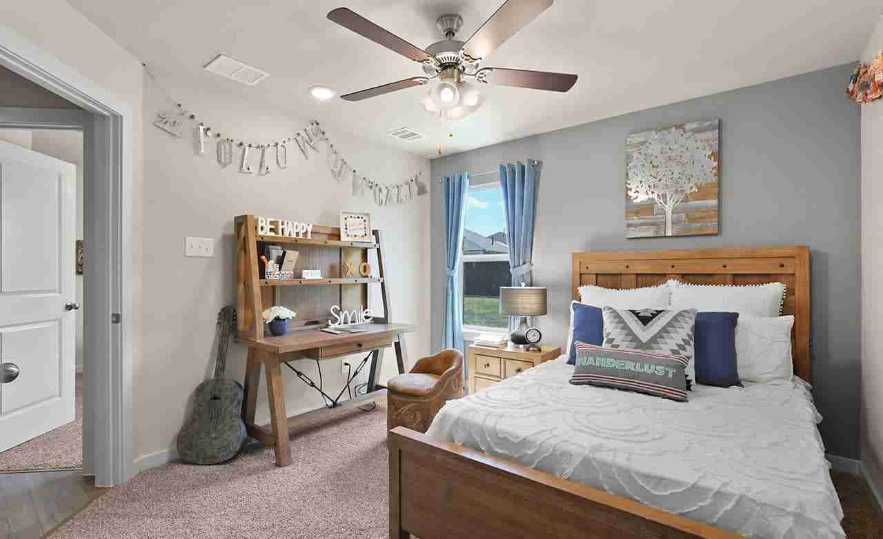 Kimbell – Secondary Bedroom