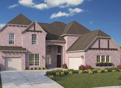 Signature Series - Sandpiper - Hidden Oaks at Berry Creek: Georgetown, Texas - Gehan Homes
