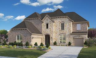 Signature Series - Partridge - Hidden Oaks at Berry Creek: Georgetown, Texas - Gehan Homes