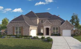 Signature Series - Longspur - Hidden Oaks at Berry Creek: Georgetown, Texas - Gehan Homes