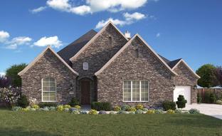 Signature Series - Heron - Estates at Eagles Landing: Old River Winfree, Texas - Gehan Homes