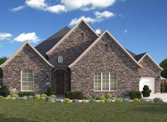 Signature Series - Heron - Estates at Eagles Landing: Old River-Winfree, Texas - Gehan Homes