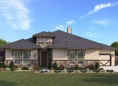 Signature Series - Heron - Rosehill Reserve: Tomball, Texas - Gehan Homes