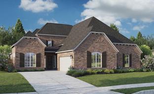 Signature Series - Cardinal - Hidden Oaks at Berry Creek: Georgetown, Texas - Gehan Homes