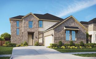 Regal Series - Victoria - Katy Lakes: Katy, Texas - Gehan Homes