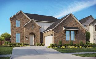 Regal Series - Isabella - Katy Lakes: Katy, Texas - Gehan Homes