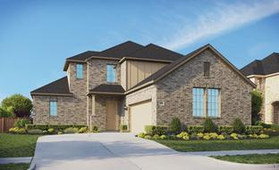 Regal Series - Catherine - Edgewater: Webster, Texas - Gehan Homes