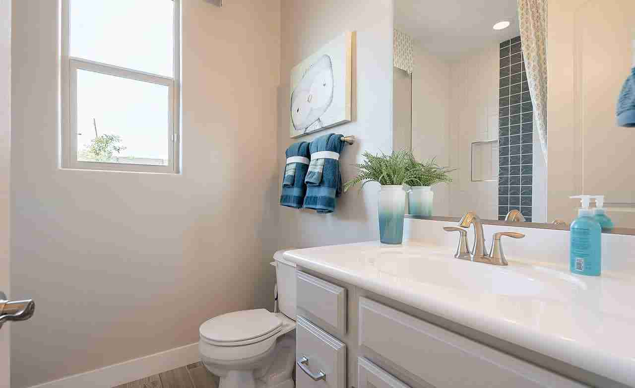 Clover – Secondary Bathroom