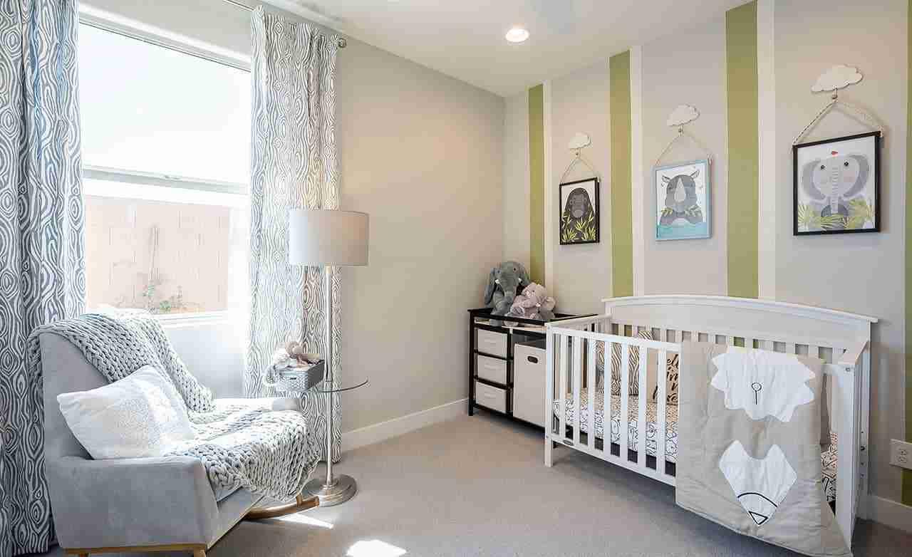 Bluebell – Secondary Bedroom