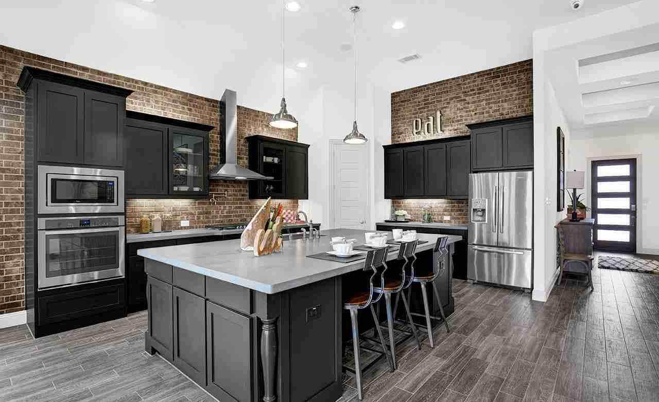 Yale – Kitchen