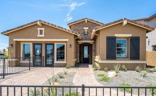 Hacienda at Harvest by Gehan Homes in Phoenix-Mesa Arizona