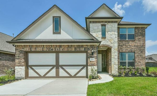 15430 Falkirk Green Drive (Premier Series - Hickory)