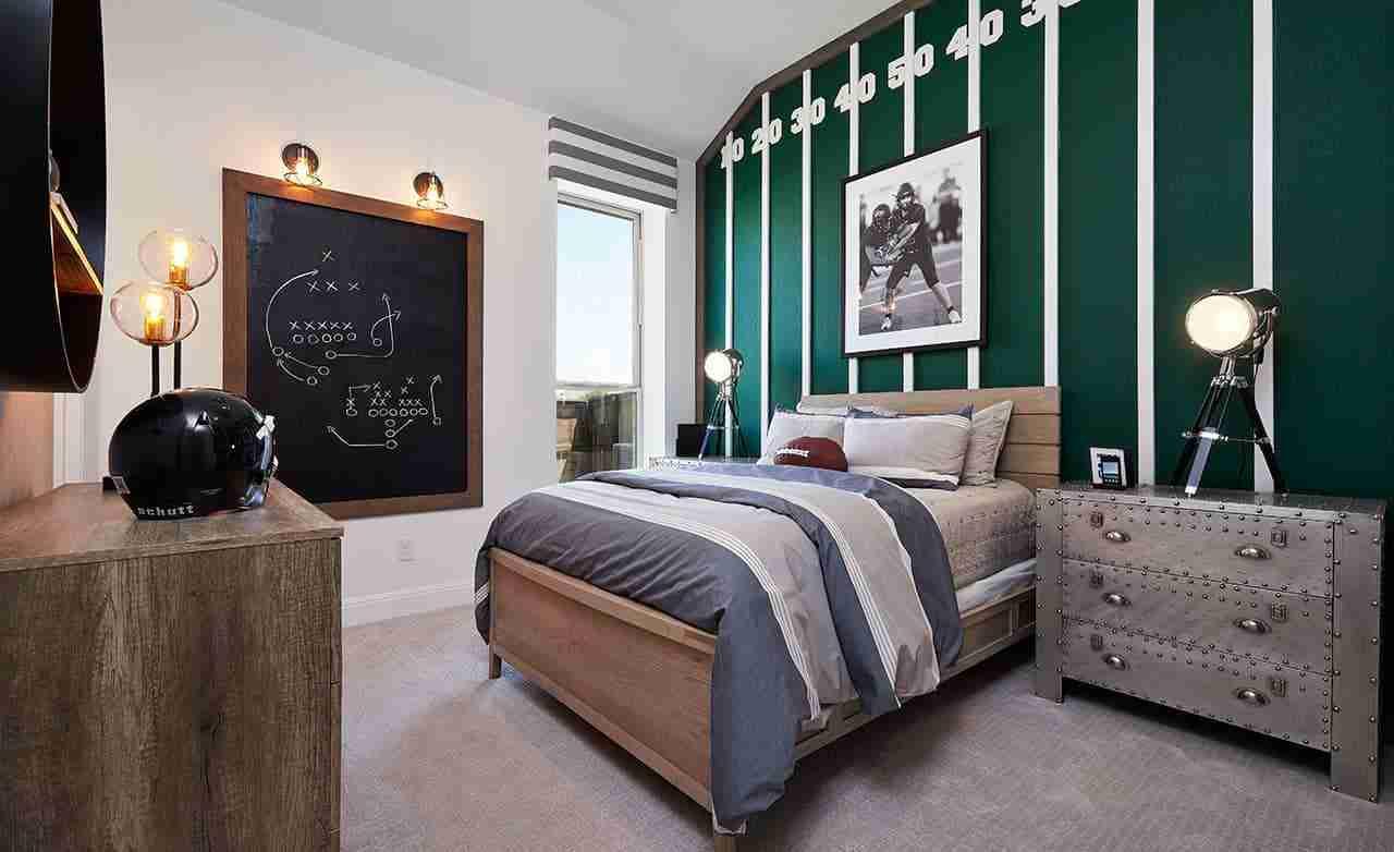 Cardinal – Secondary Bedroom