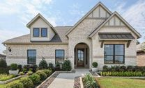 Aspen Meadows by Gehan Homes in Dallas Texas