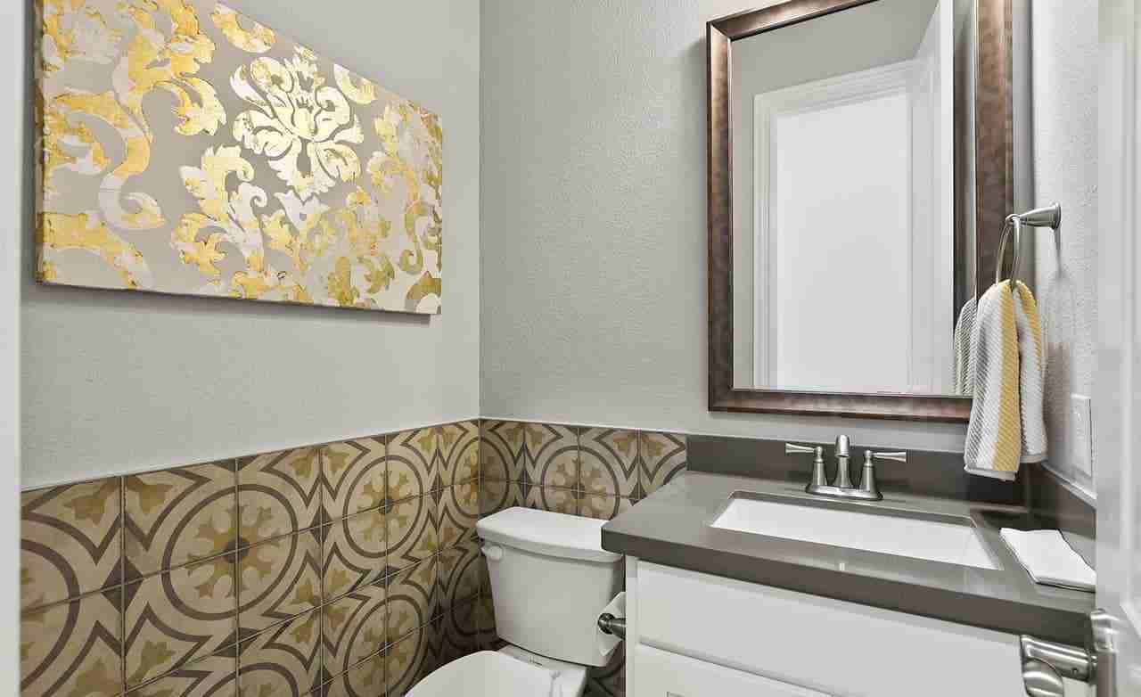 Nashville – Secondary Bathroom