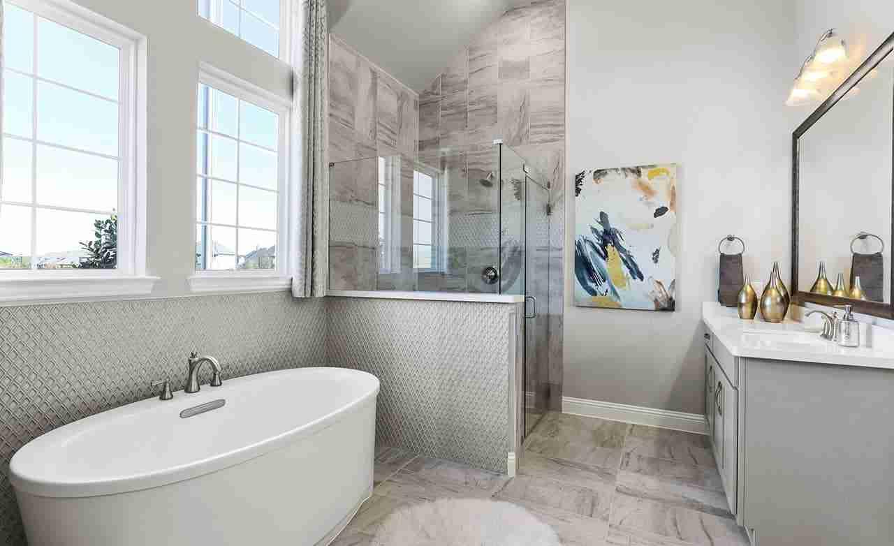 Nashville – Owner's Bathroom