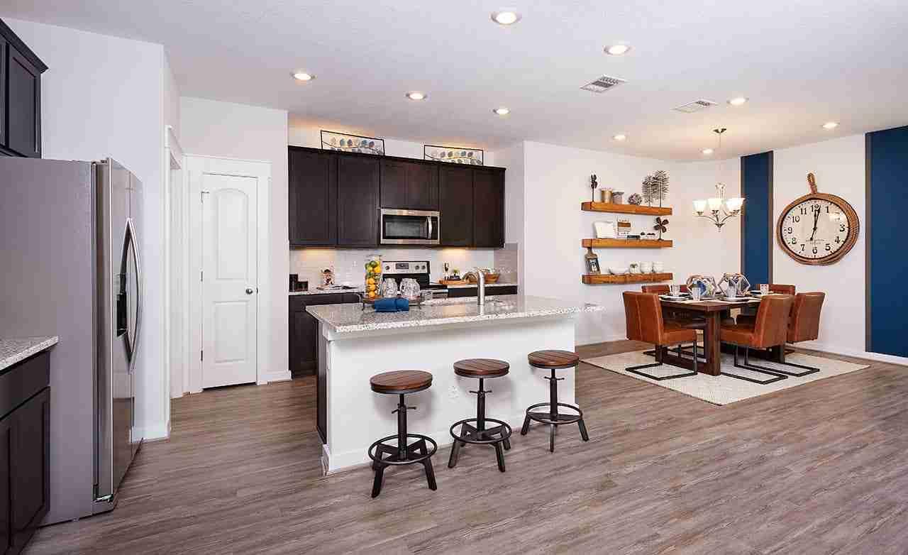 Driskill – Kitchen