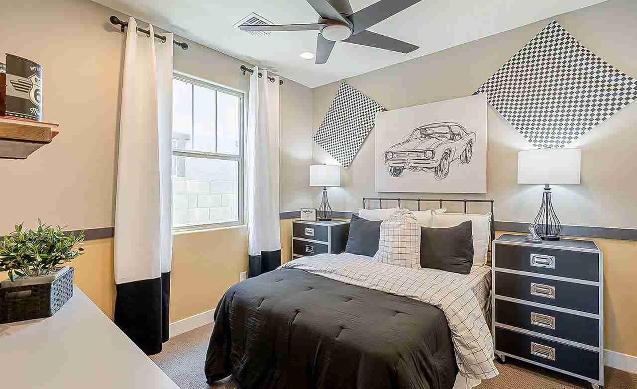 Belice - Secondary Bedroom