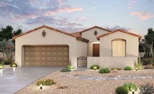 Villagio Series - Belice - Peralta Canyon - Hacienda: Gold Canyon, Arizona - Gehan Homes