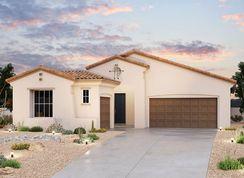 Hacienda Series - Coral - Peralta Canyon - Hacienda: Gold Canyon, Arizona - Gehan Homes