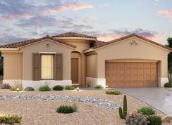 Hacienda Series - Crimson - Peralta Canyon - Hacienda: Gold Canyon, Arizona - Gehan Homes
