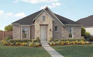 Manor Series - Charleston - Mercer Crossing: Farmers Branch, Texas - Gehan Homes
