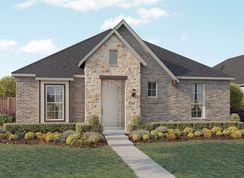 Manor Series - Charleston - Deerbrooke: Leander, Texas - Gehan Homes