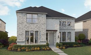 Manor Series - Raleigh - Mercer Crossing: Farmers Branch, Texas - Gehan Homes