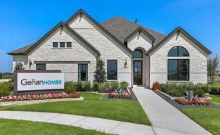 Edgewater by Gehan Homes in Houston Texas