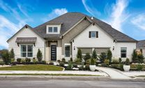 Sunset Crossing by Gehan Homes in Fort Worth Texas