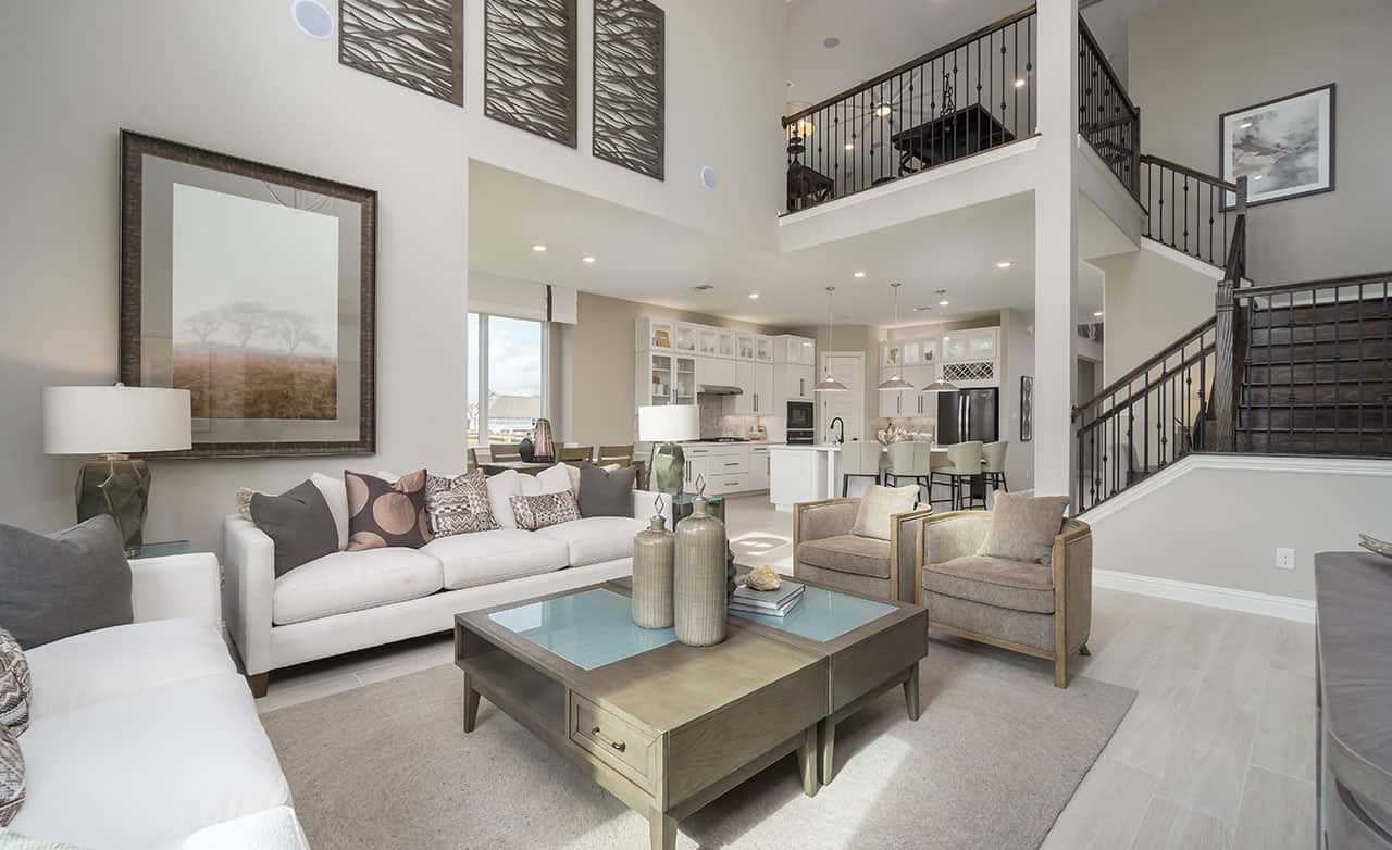 'Highland Meadows' by Gehan Homes - Houston in Houston