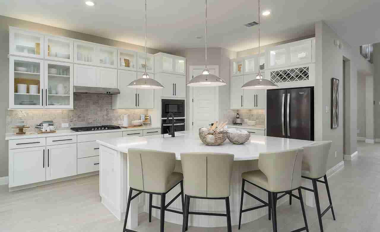 Rosewood – Kitchen