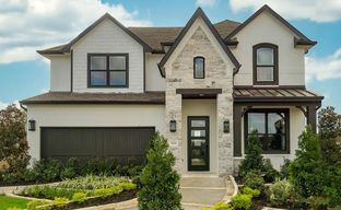 Highland Meadows by Gehan Homes in Houston Texas