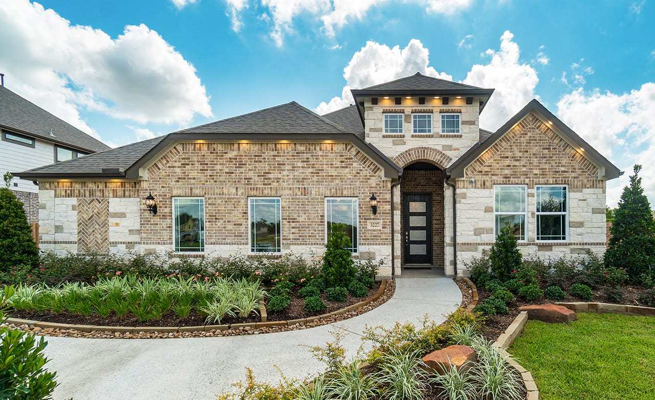'Terra Estates' by Gehan Homes - Houston in Houston