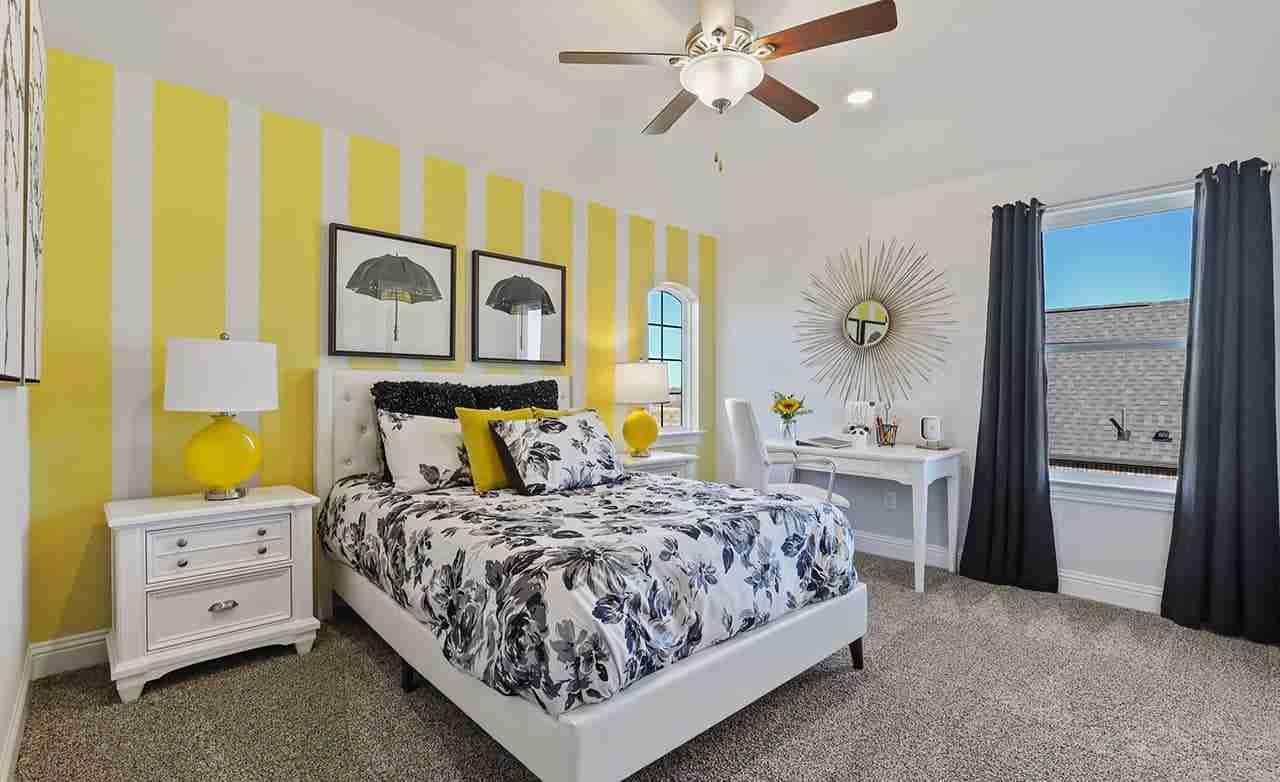 Cornell – Secondary Bedroom