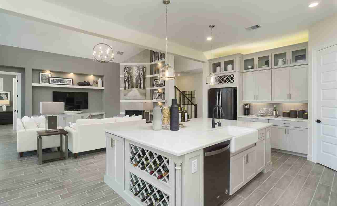 Princeton – Kitchen