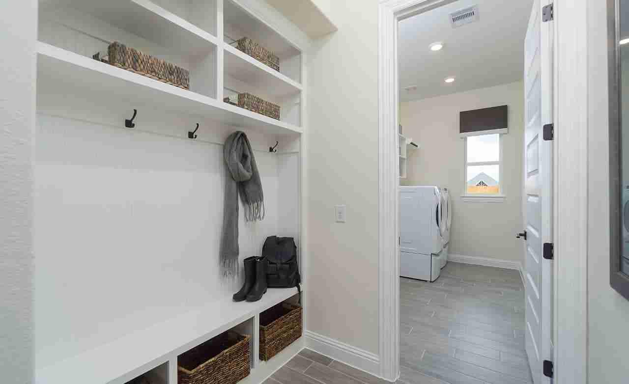 Princeton – Laundry Room