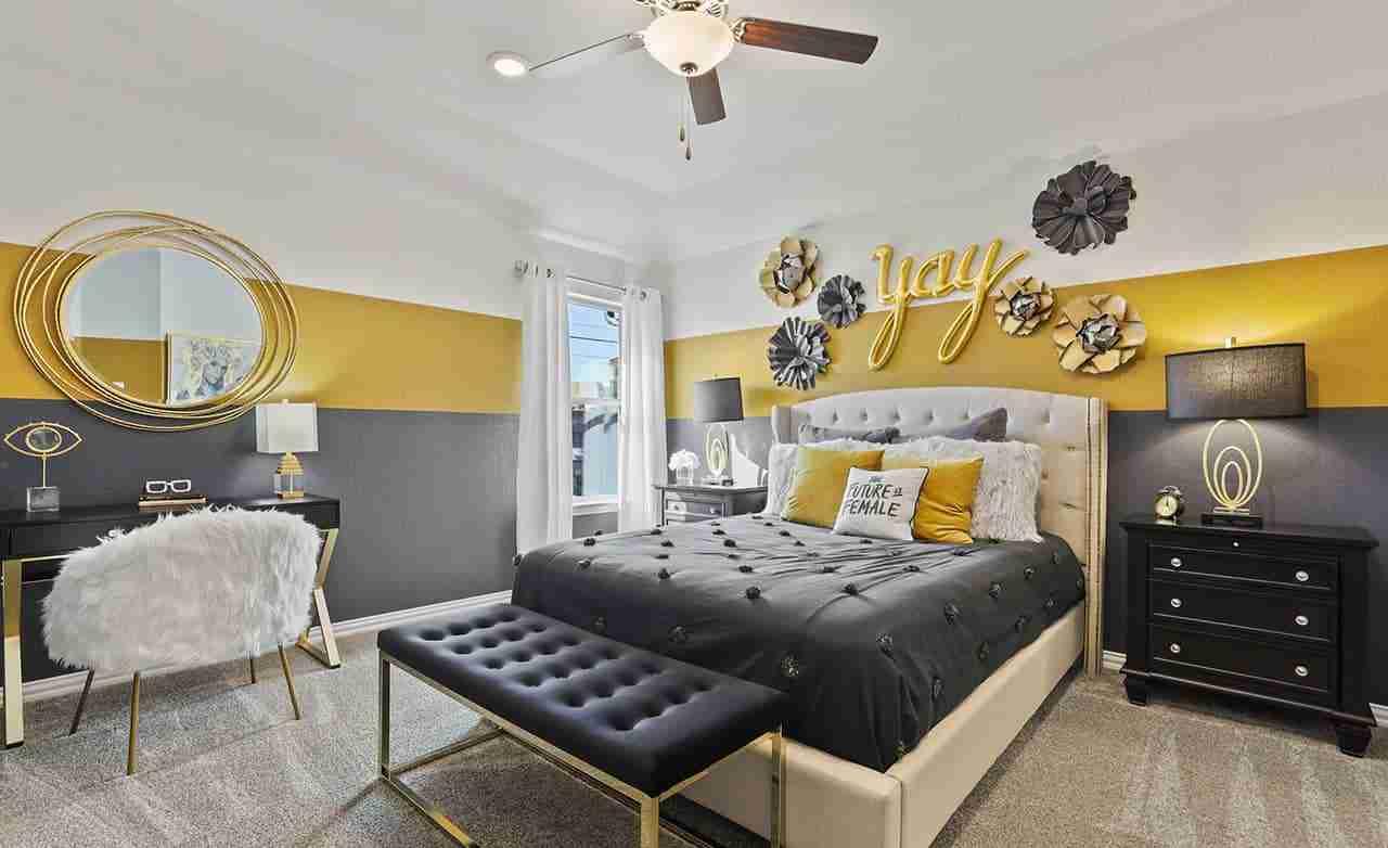 Hickory – Secondary Bedroom