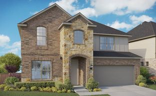 Premier Series - Rosewood - Terra Estates: Manvel, Texas - Gehan Homes